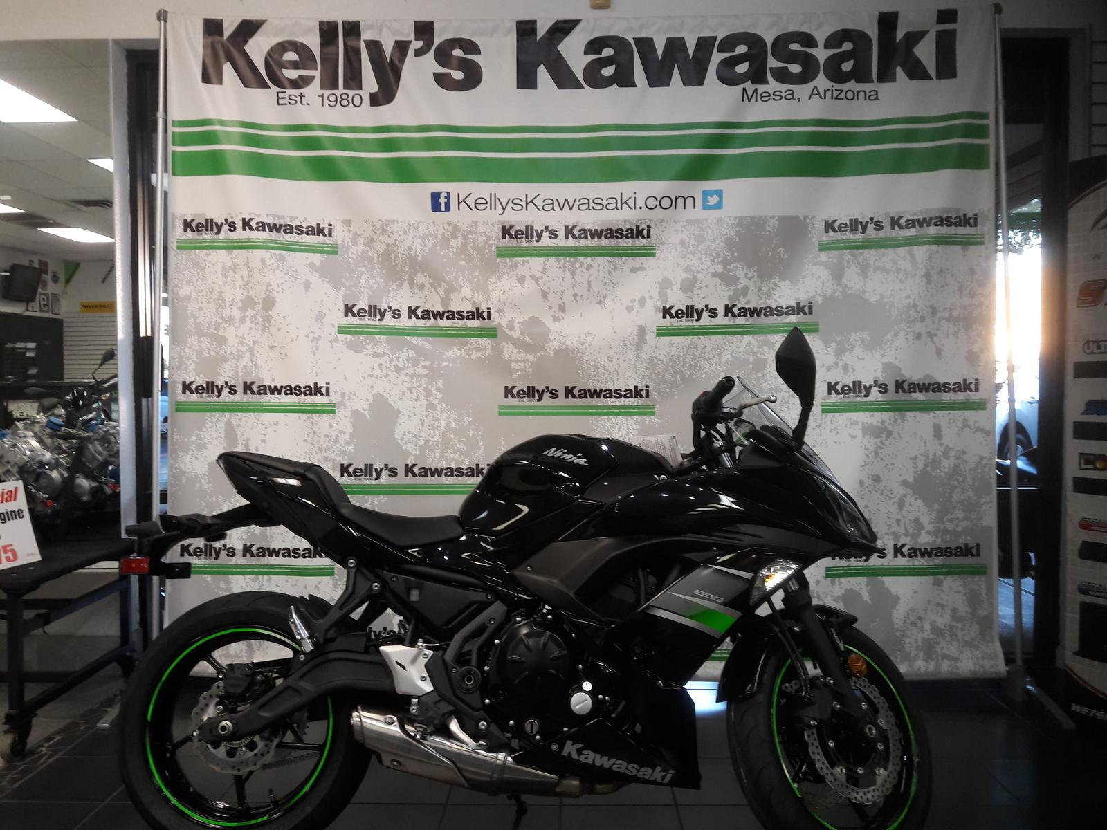 2019 Kawasaki Ninja 650 Abs For Sale In Mesa Az Kellys Kawasaki