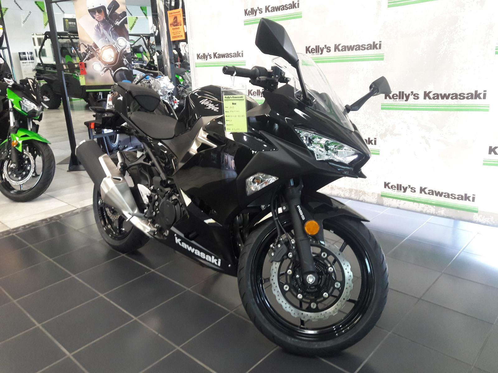 2019 Kawasaki Ninja 400 Abs For Sale In Mesa Az Kellys Kawasaki