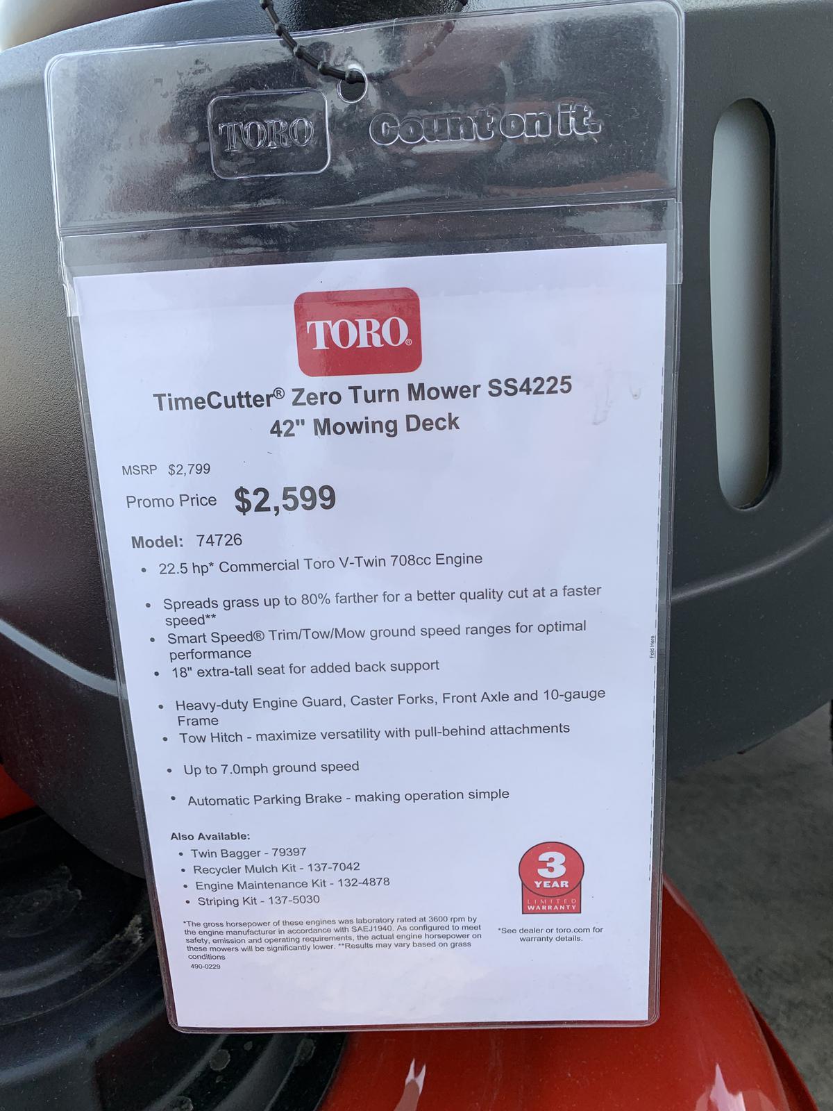 Toro 42