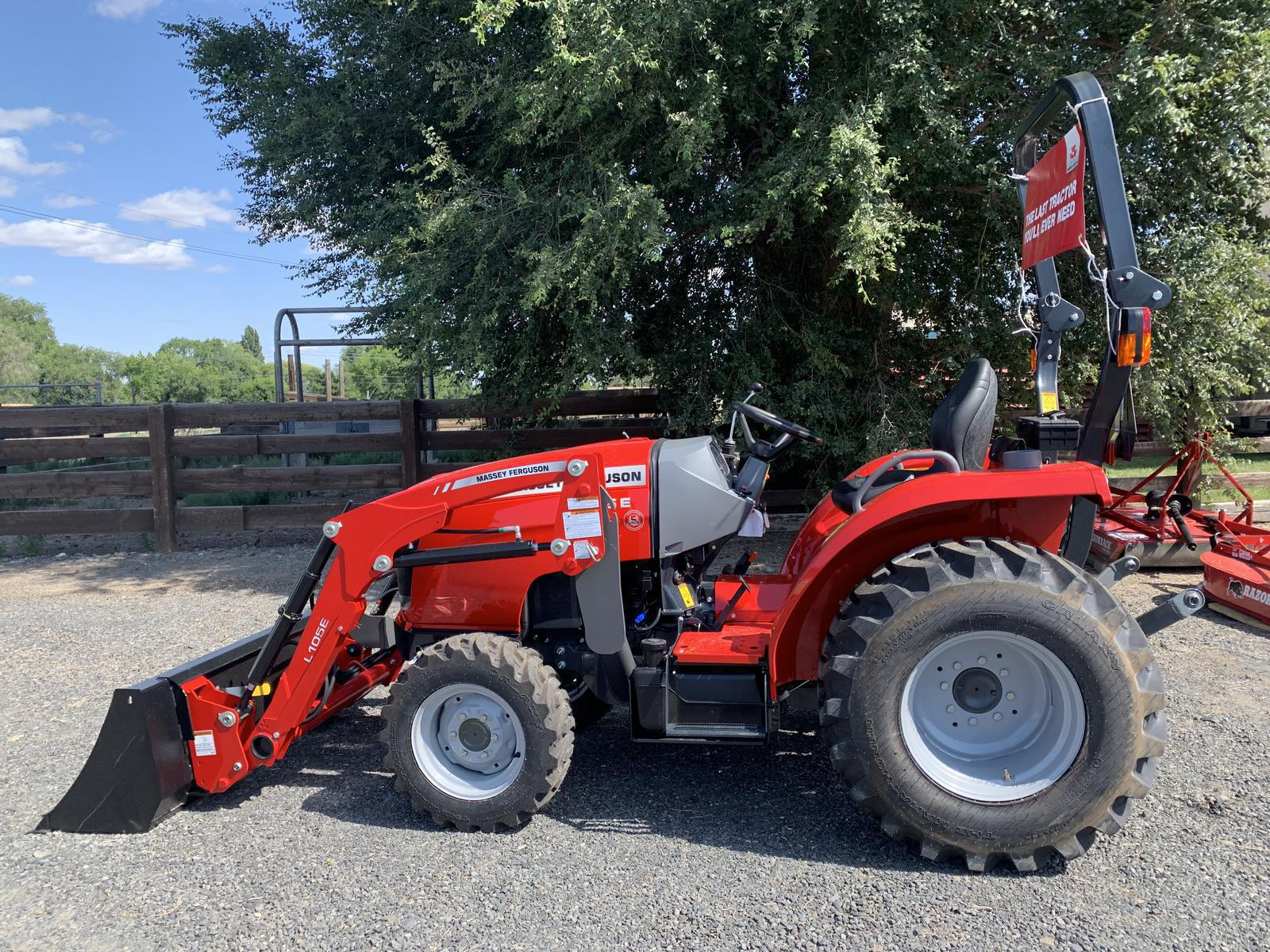 Inventory from Massey Ferguson Rathbone Sales Moses Lake, WA