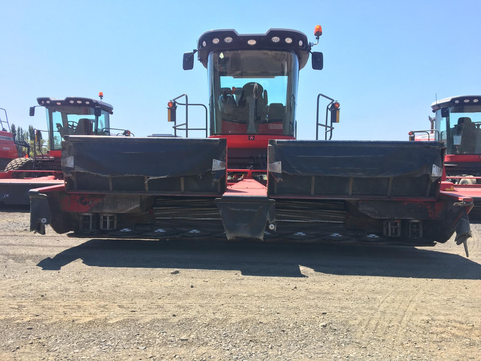2013 Massey Ferguson WR Series Windrowers WR9770 - 220 HP