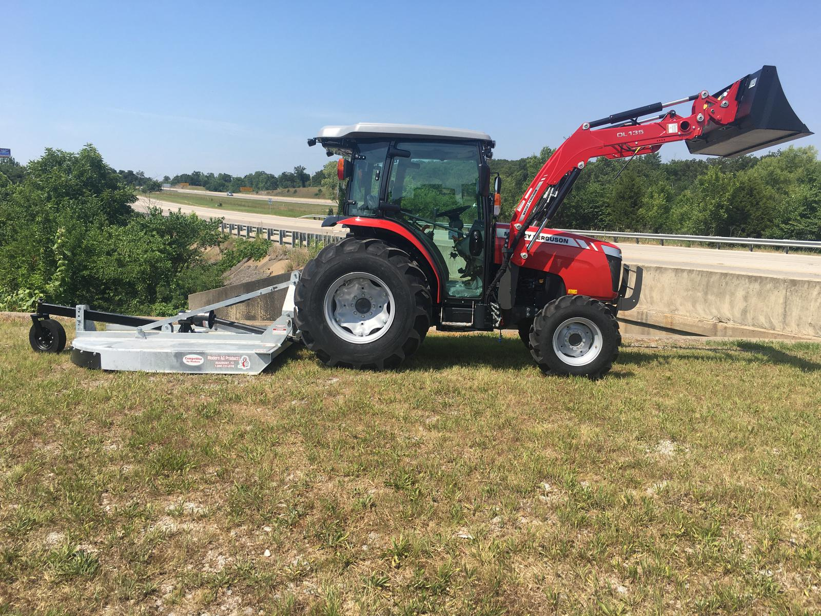 New Inventory From Massey Ferguson And Bad Boy Sutton