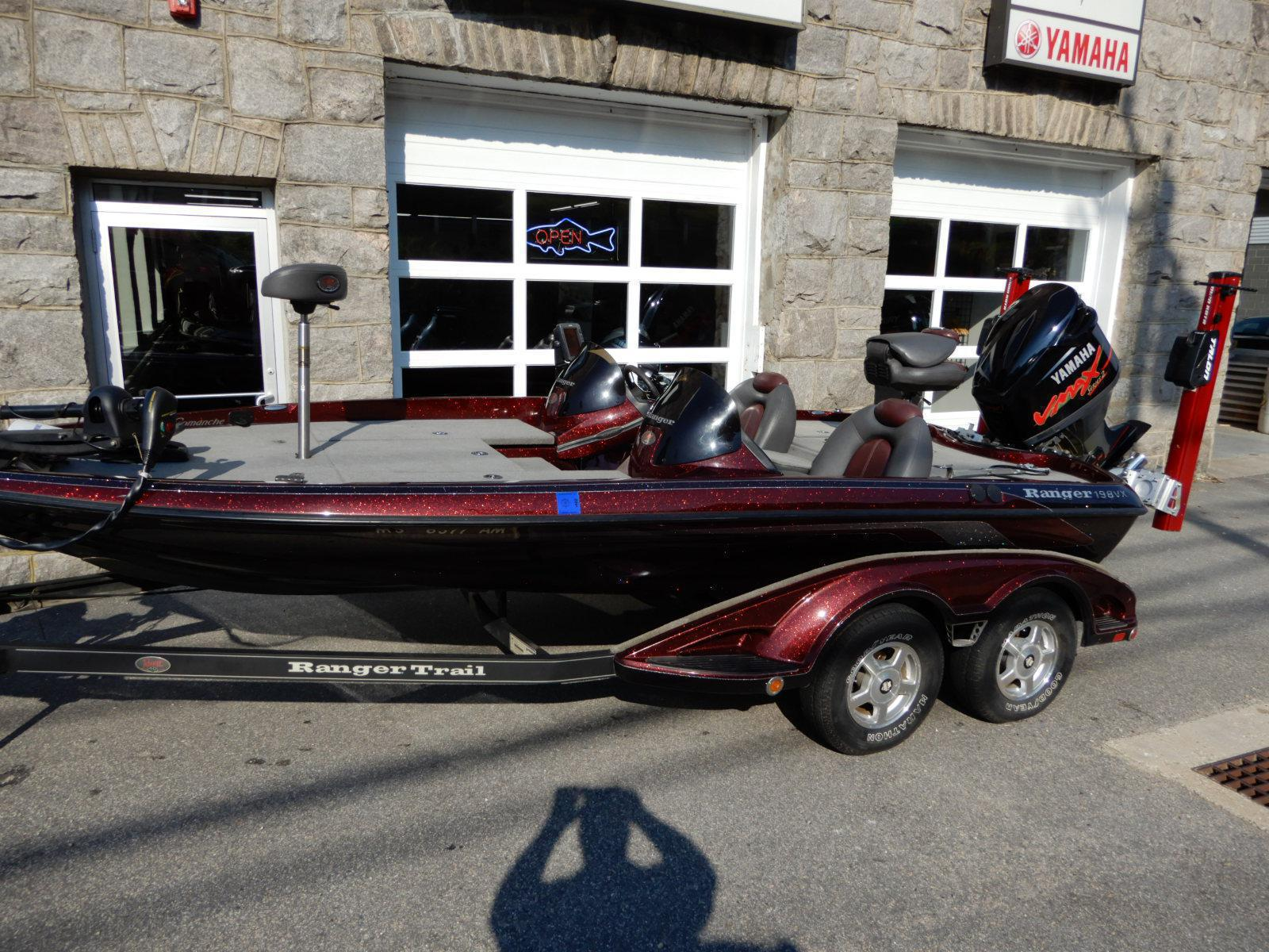 Inventory from Yamaha and Ranger Reynolds' Boats Lyme, CT