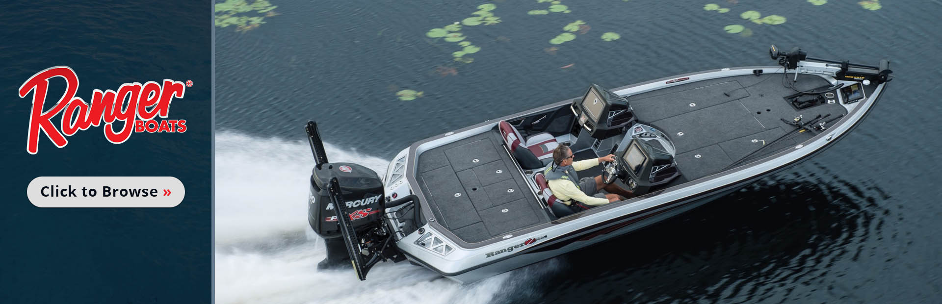 The quality's built in so the memories stand out. Click here to browse our Ranger boats.