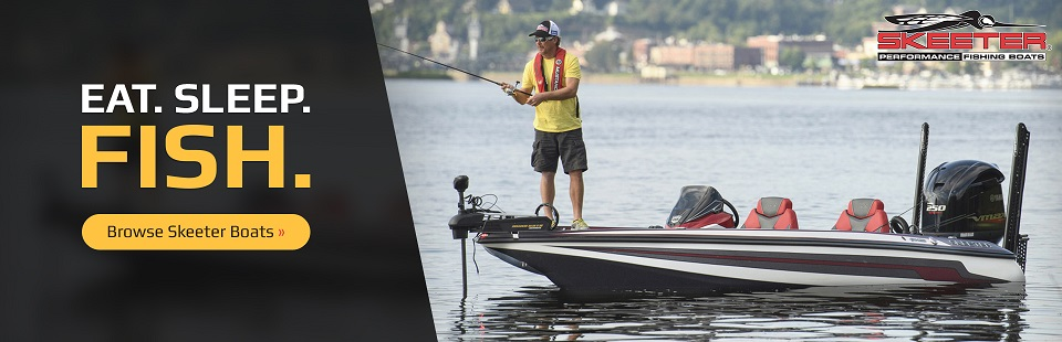 Click here to browse Skeeter boats!