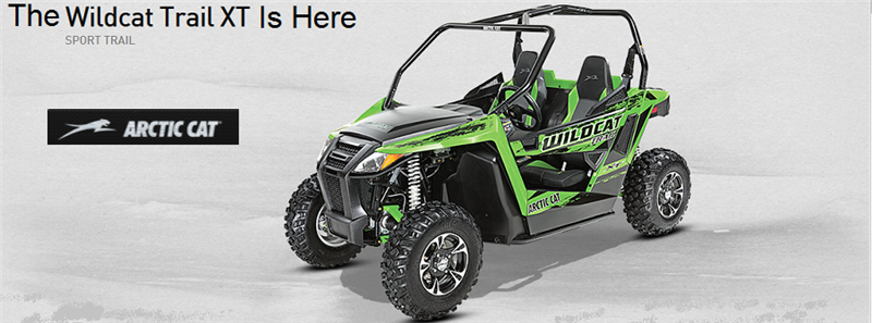 Arizona Arctic Cat Wildcat Trail XT Dealer