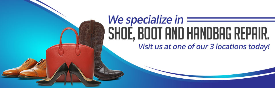 At Lenny's Pedorthics & Orthopedics Inc., we specialize in shoe, boot, and handbag repair. Click here for more information, or visit one of our three locations today!