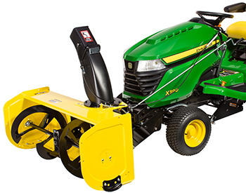 John Deere Front Blade And Snow Blower Attachments 47 Quick Hitch