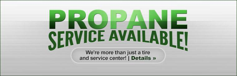 Gappa Oil has Propane service available for the Parkers Prairie, MN area. We're more than just a service center! Click here for details.