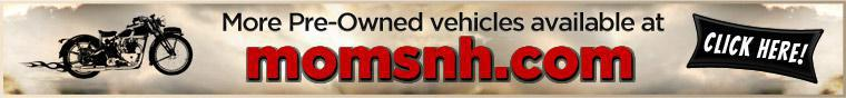 More Pre-Owned vehicles available at momsnh.com – click here!