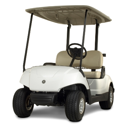 2 passenger yamaha golf car