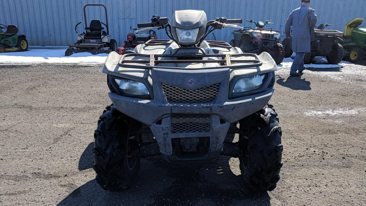 2006 Suzuki King Quad 700 for sale in Pollock, SD | Pollock ...