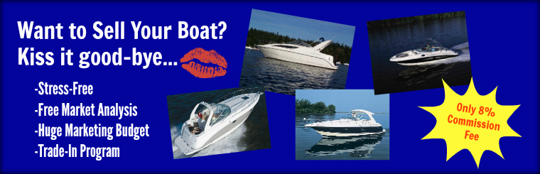 Brokerage Services, Sell your boat, in Maryland, Virginia, DC at Clarks Landing