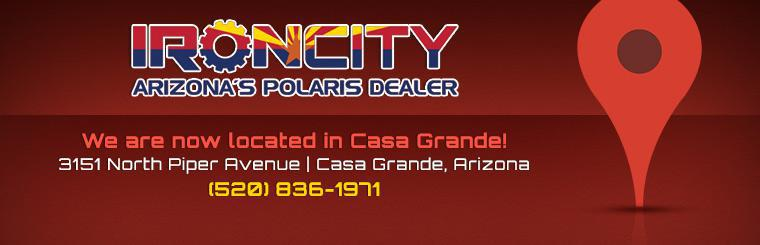 We are now located in Casa Grande!