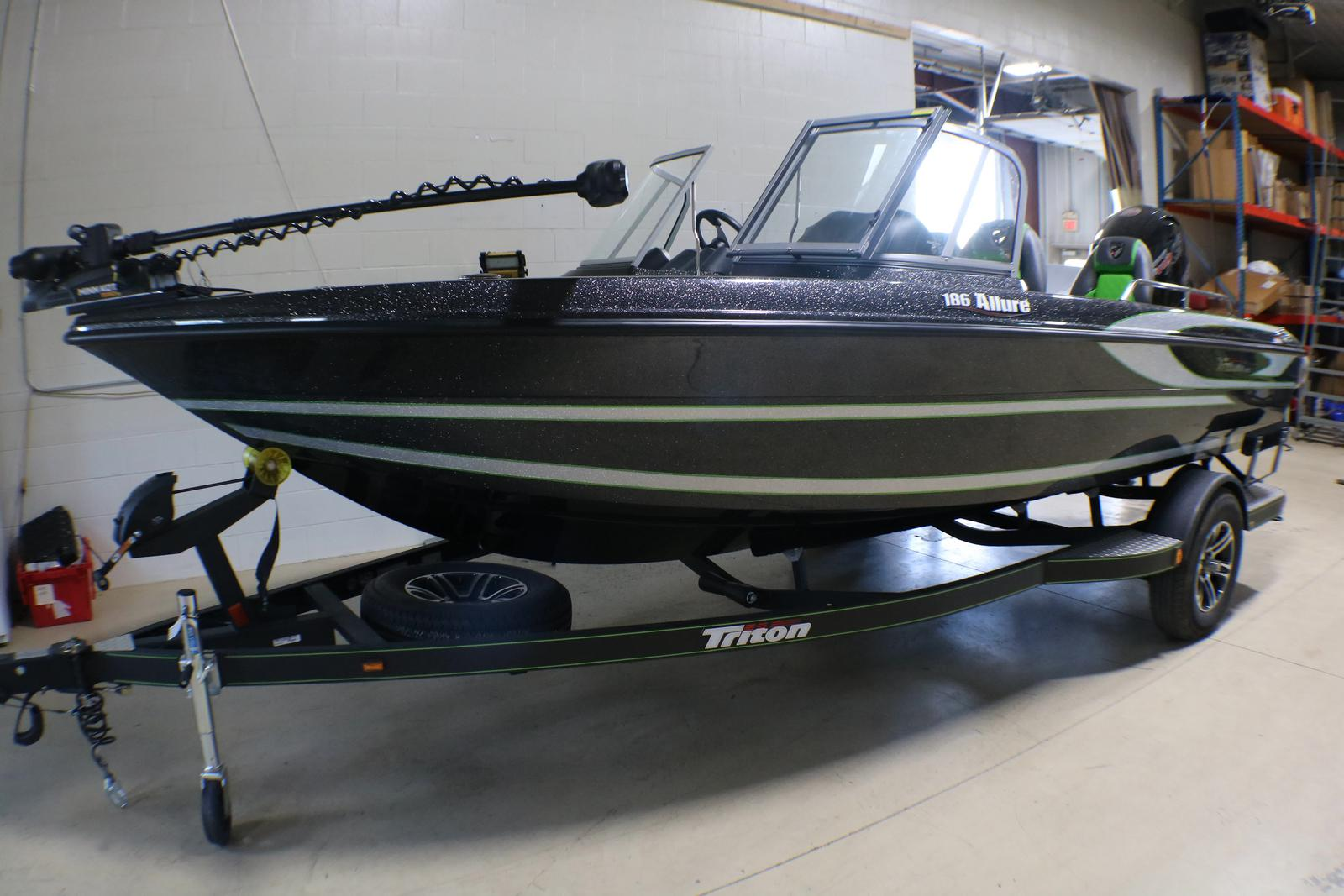 Inventory from Bennche and Triton Boats River City Sports