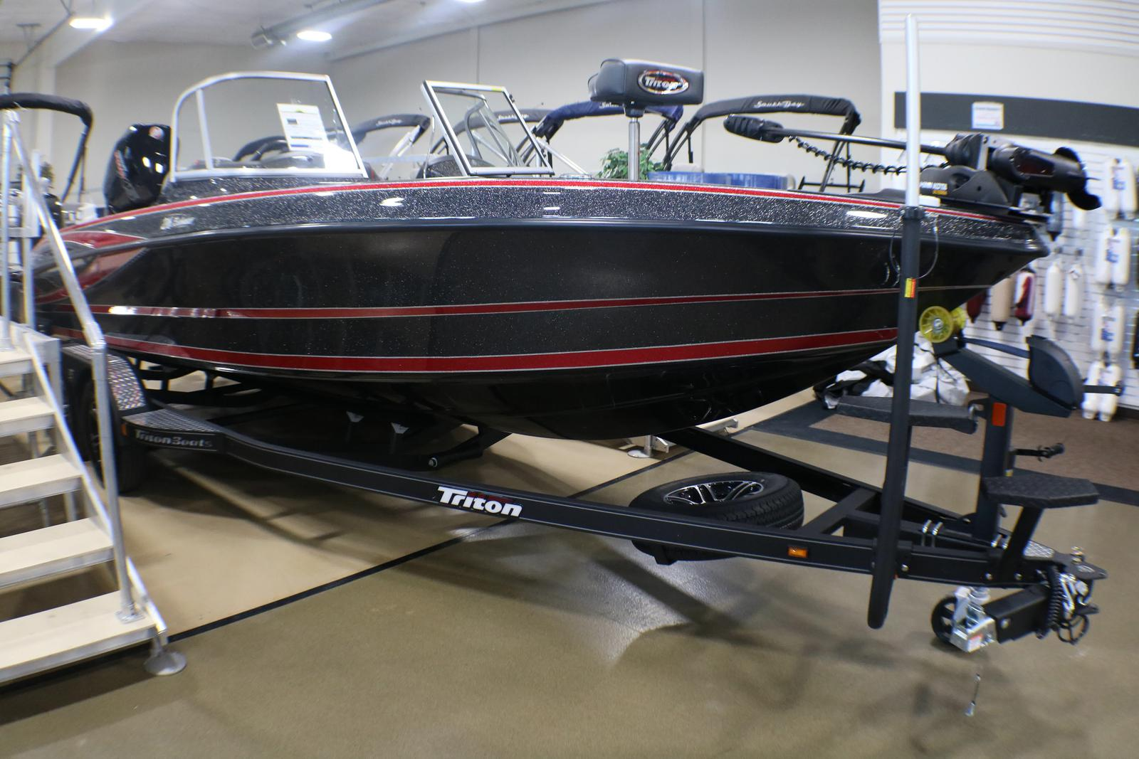 Inventory from Triton Boats, Crestliner and Starcraft River