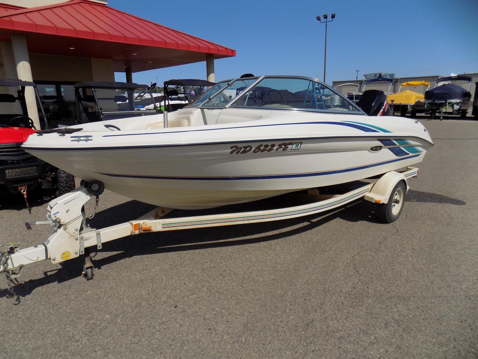 Boats from Sea Ray and Chaparral River City Sports Bismarck
