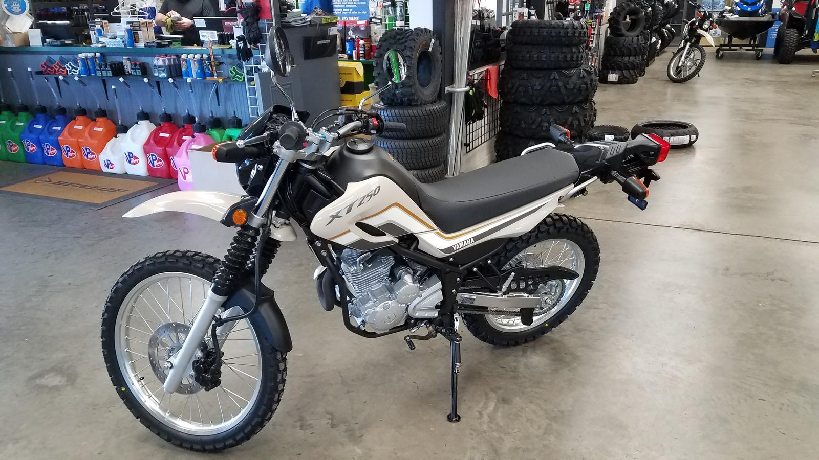 2019 Yamaha XT250