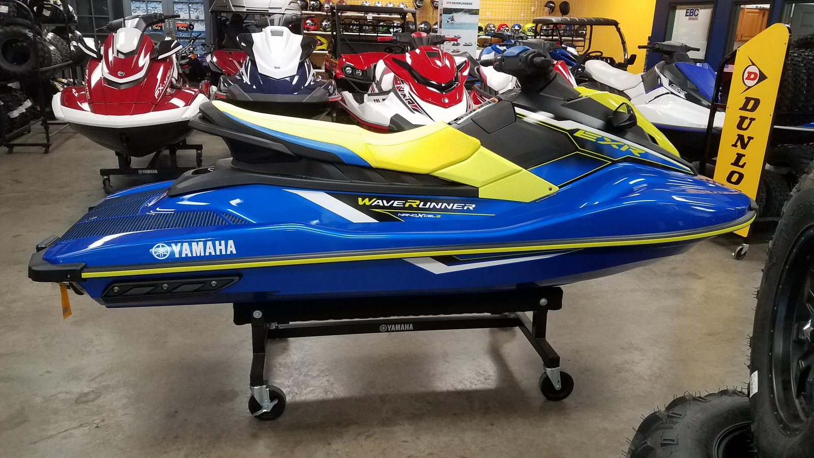 2019 Yamaha WaveRunner EXR