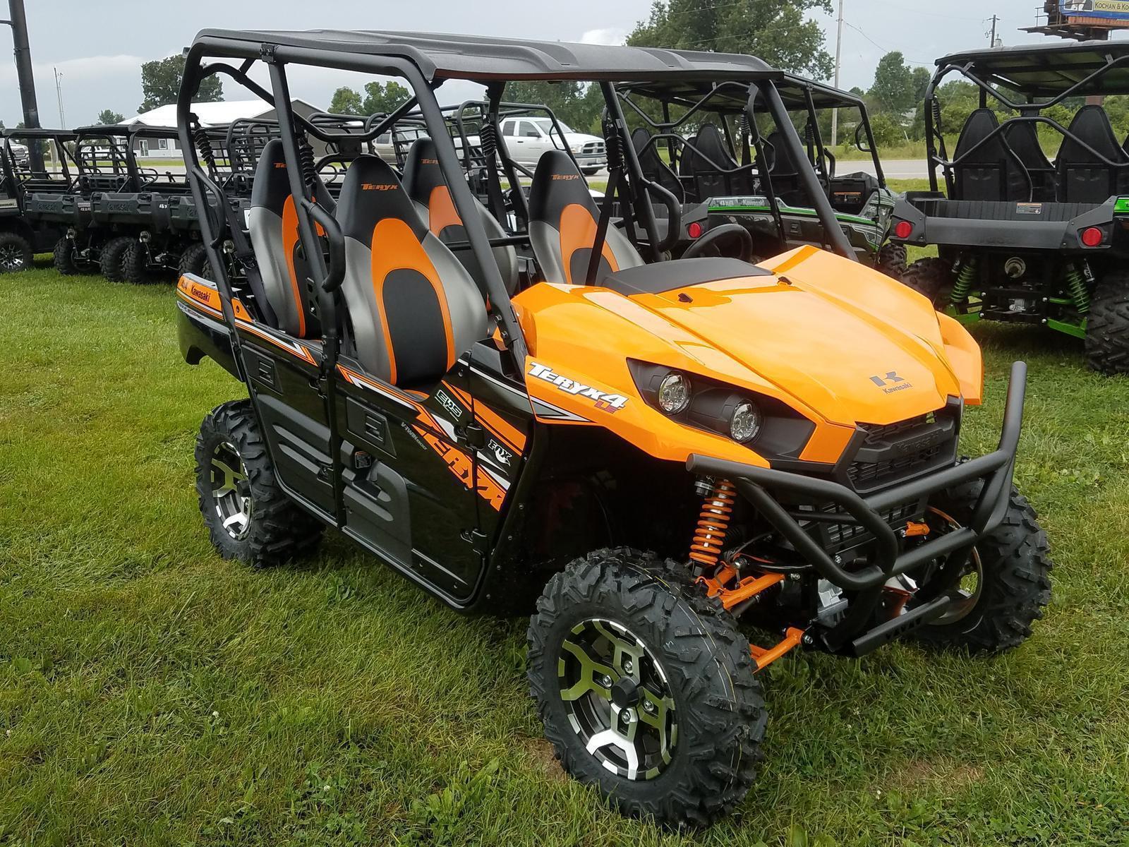 1e4b189e2b 2019 Kawasaki TERYX4 LE for sale in Herrin, IL. Good Guys ...