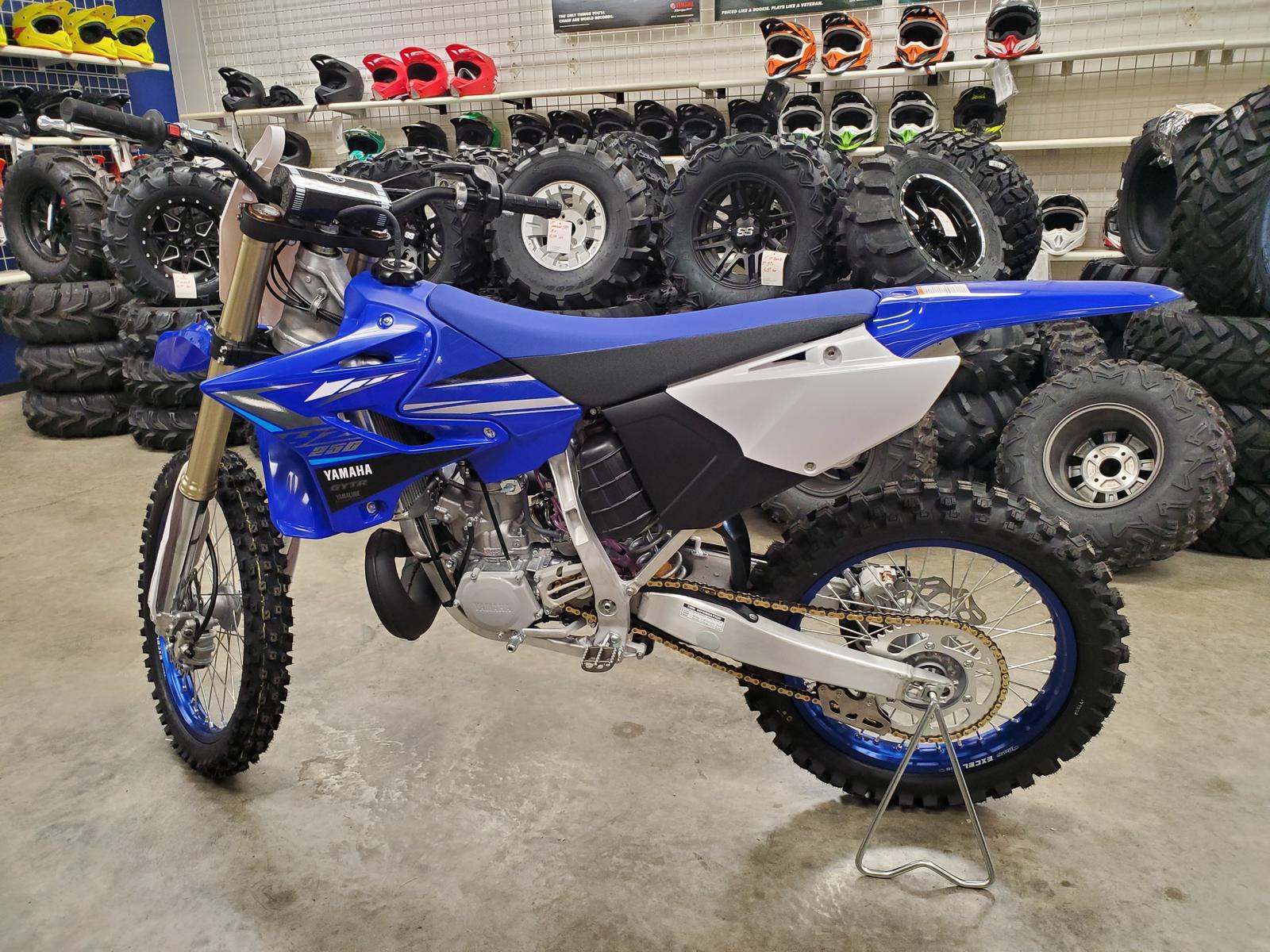 2020 Yamaha YZ250 2-stroke power!