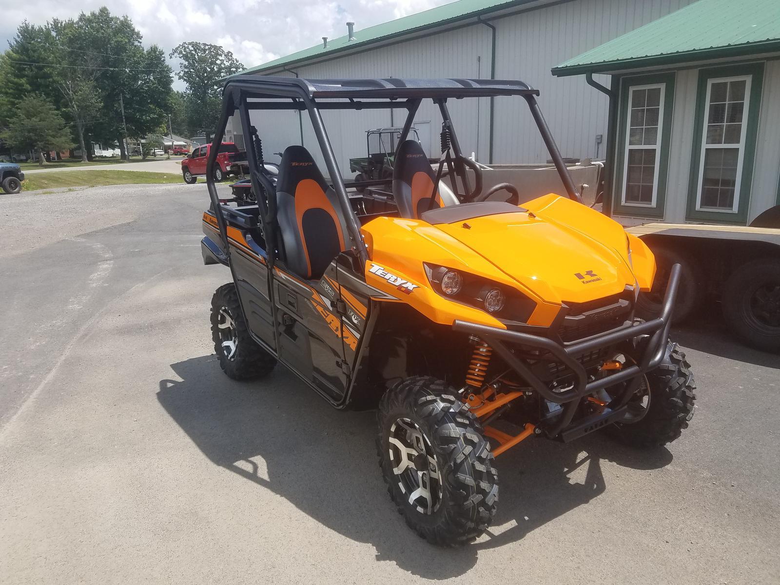 0afe0eb5f3 2019 Kawasaki Teryx LE Orange for sale in Herrin, IL. Good Guys ...