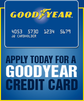 Apply Today for a Goodyear Credit Card