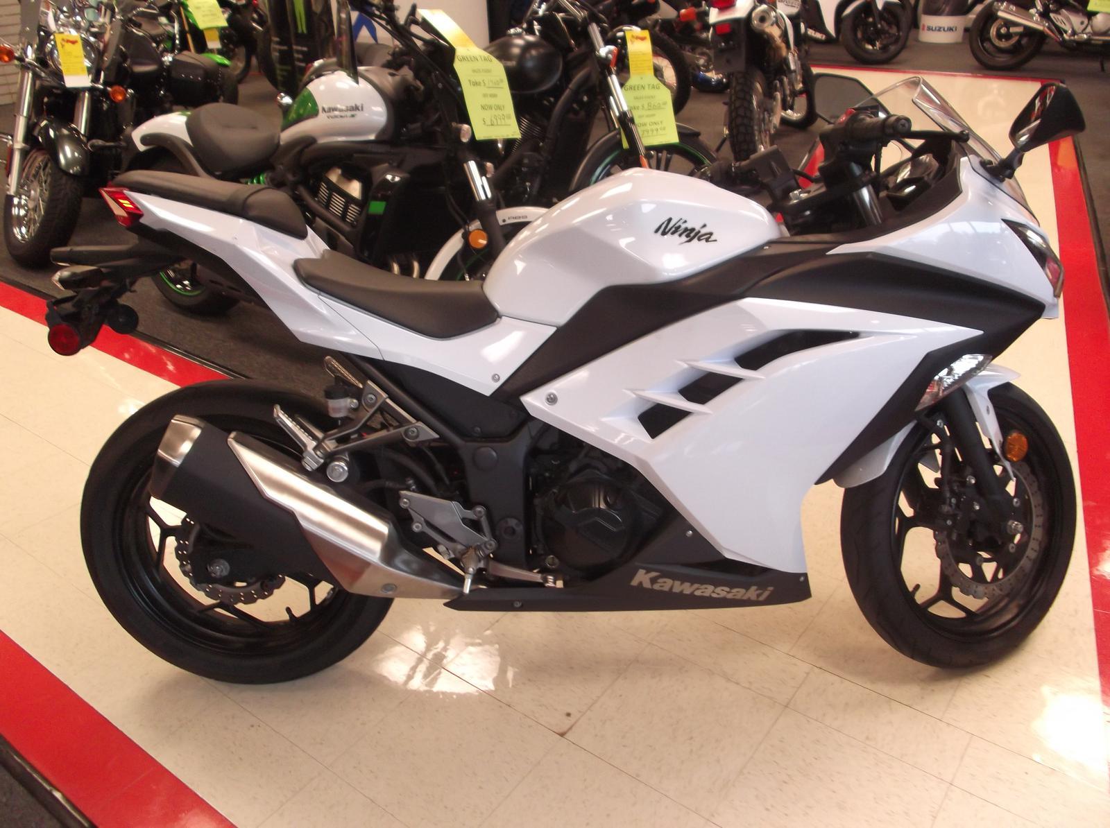 2013 Kawasaki 300 NINJA for sale in Roxboro, NC | Fox's Suzuki ...