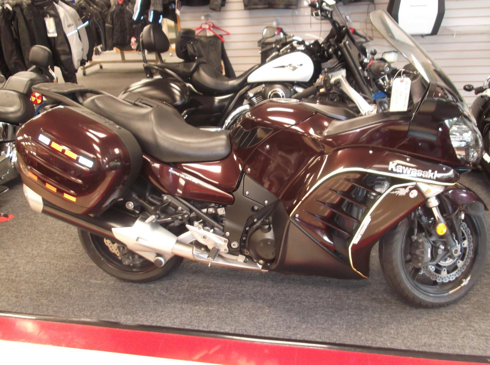 2012 Kawasaki Concours 1400