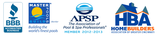 We are proud to offer products from: Master Pools, APSP, and HBA. We are BBB Accredited.