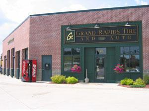 Welcome to Grand Rapids Tire and Auto!