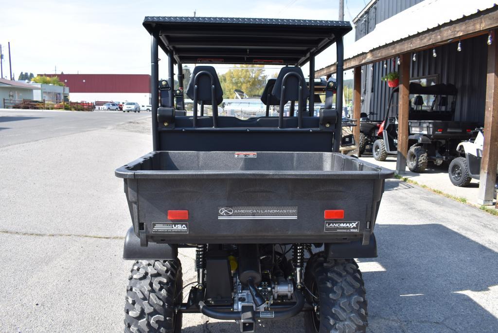 2018 American LandMaster LANDSTAR CREW X
