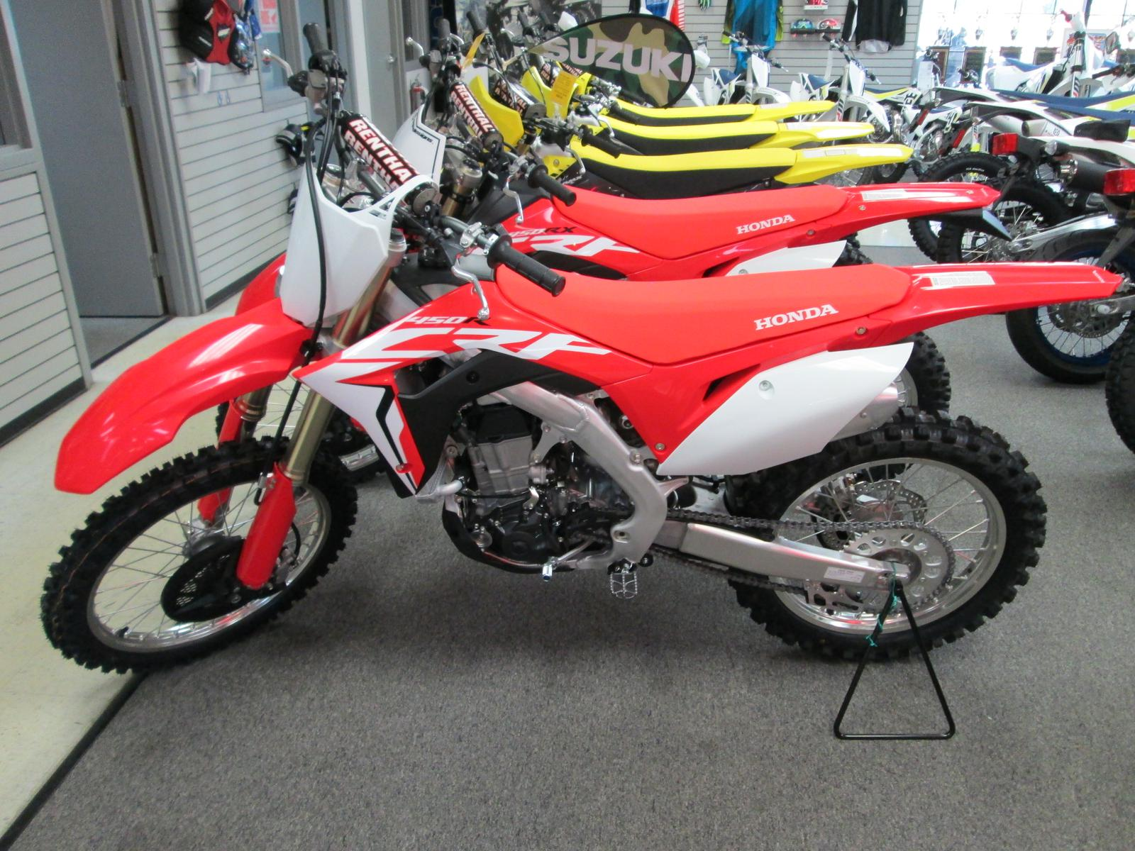 2018 honda 450f. interesting 2018 2018 honda crf450r for sale in independence mo  donnellu0027s motorcycles  816 4789393 on honda 450f o