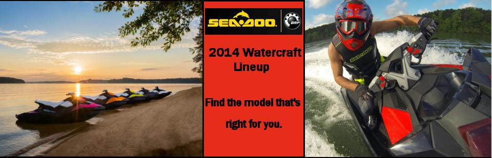 Custom Sea Doo Banner 2014