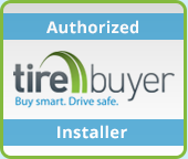 Authorized TireBuyer Installer