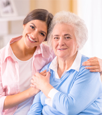 Home care from the pros