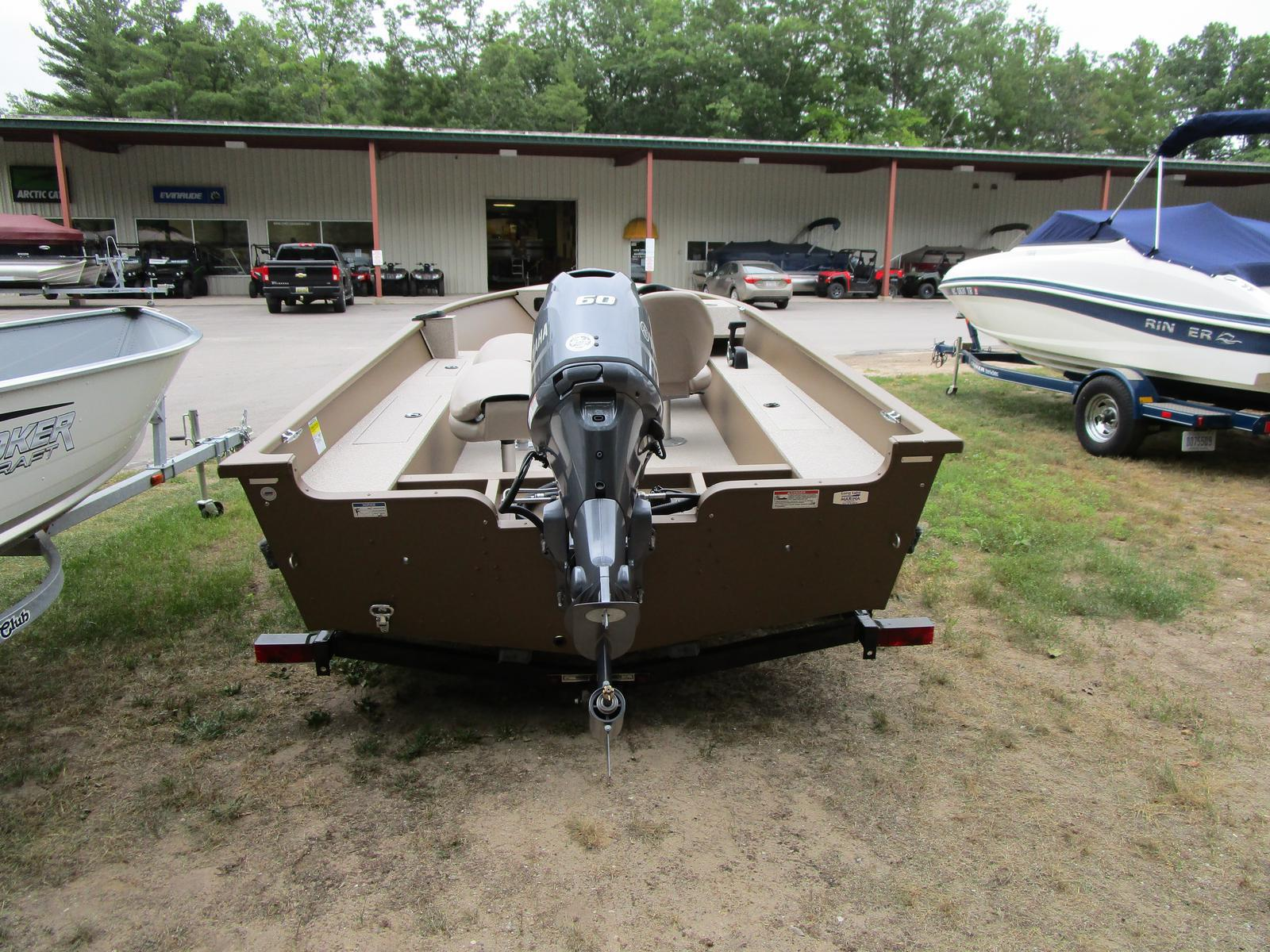 2018 Smoker Craft Freedom 160 SC 60HP Yamaha and Trailer NOW ON SALE