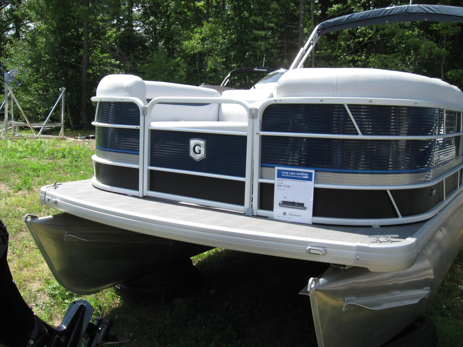 Pontoons Long Lake Marina Interlochen, MI (231) 276-9910
