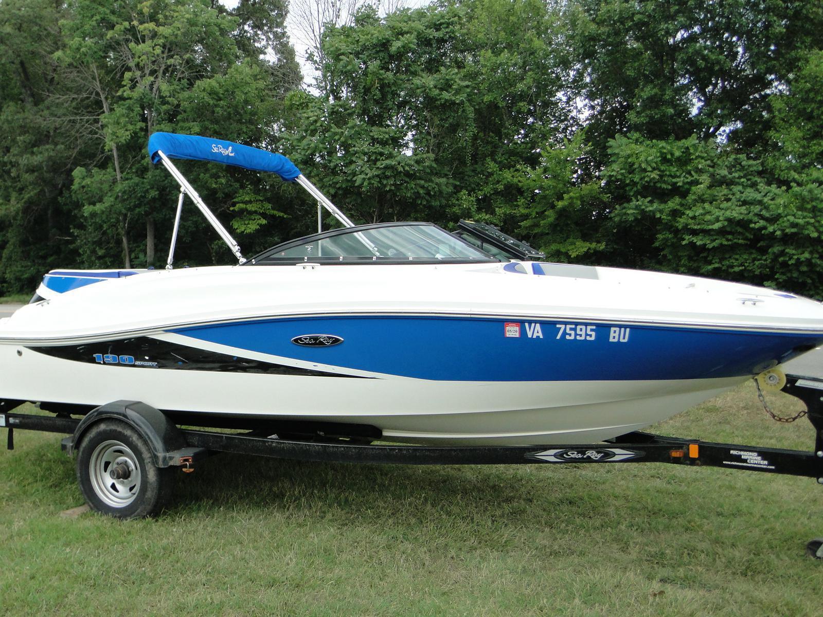 120 Hp Jet Boat