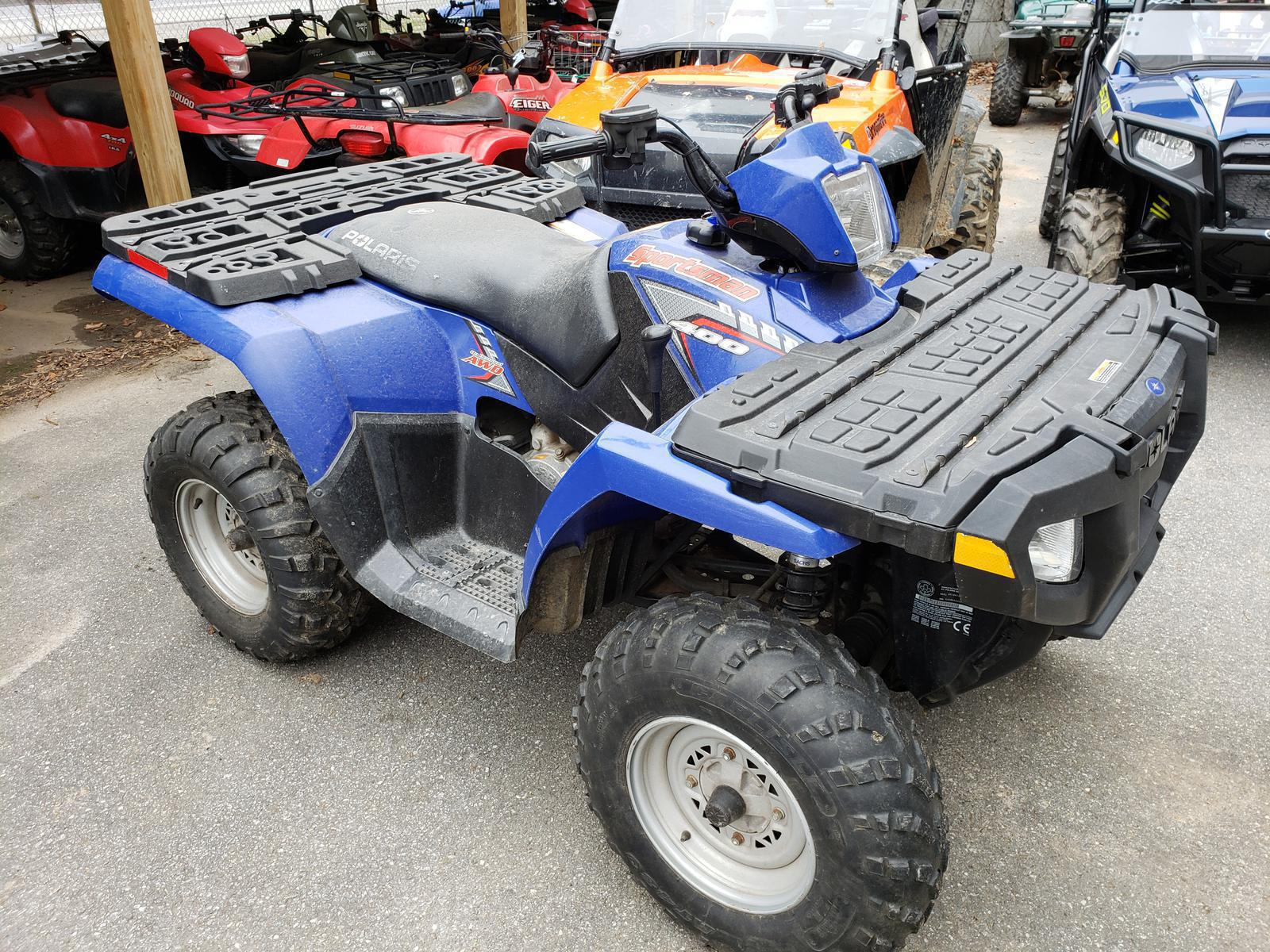 2005 Polaris Industries Sportsman 400