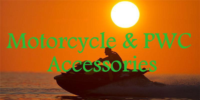 Motorcycle & PWC Accessories