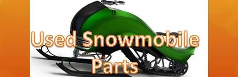 Used Snomobile Parts