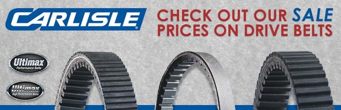 Buy Carlisle Drive Belts