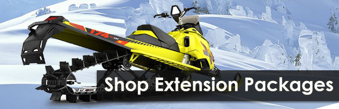Shop Extension Packages at Tracks USA