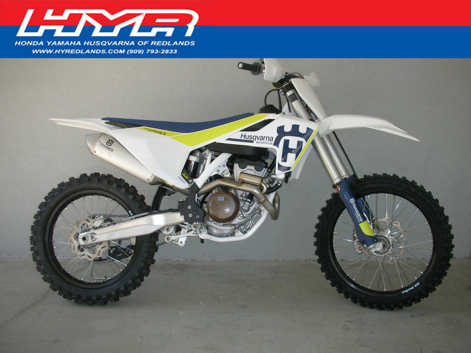2017 Husqvarna FC250 for sale 39726