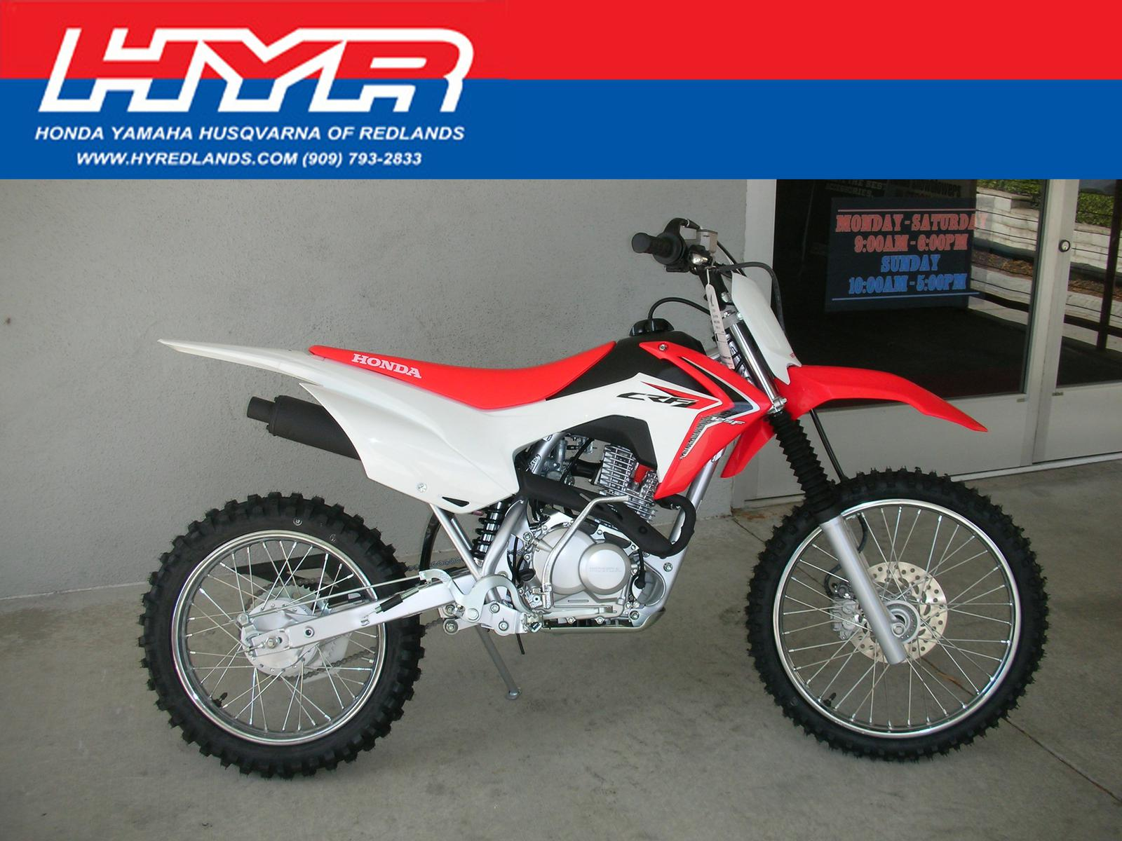 2017 Honda CRF125F BIG WHEEL for sale 39803