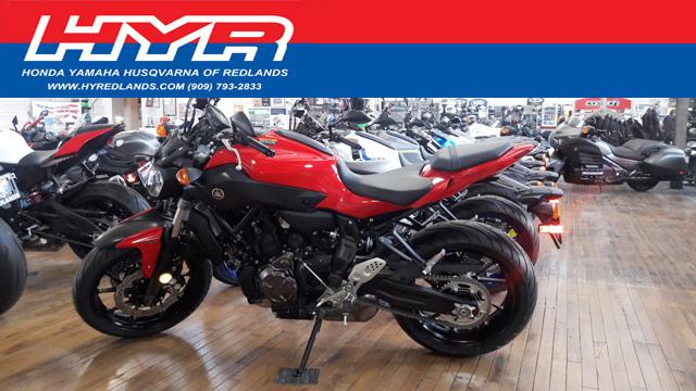 2017 Yamaha FZ07 ABS 1