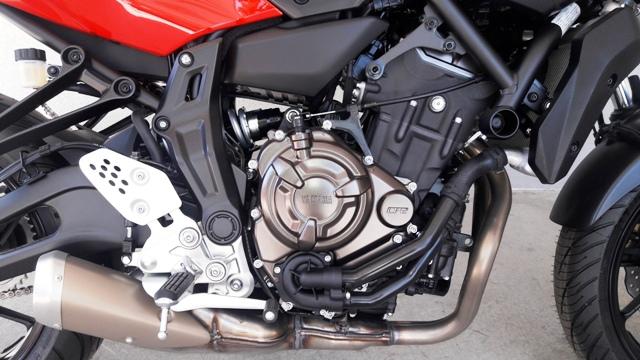 2017 Yamaha FZ07 ABS 6