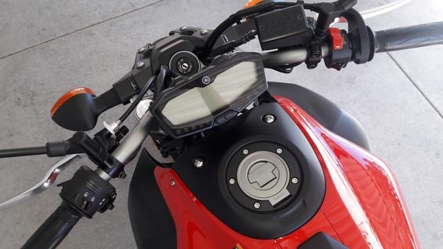 2017 Yamaha FZ07 ABS 10
