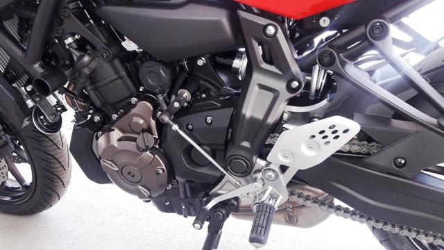 2017 Yamaha FZ07 ABS 12